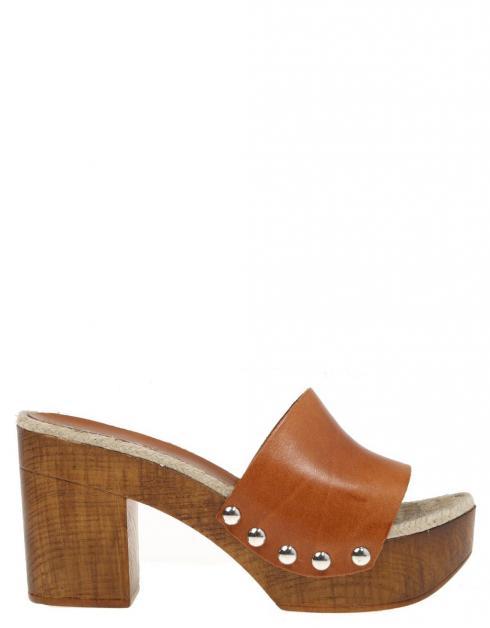 Sandales En Cuir Mayka 7065