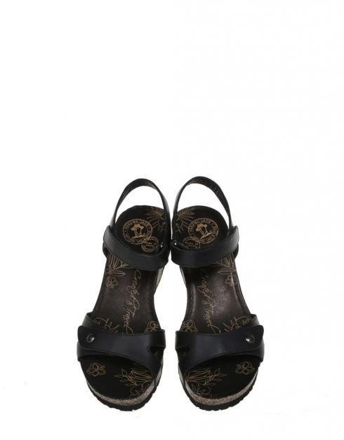achat de dédouanement Sandales Jack Julia Panama En Noir sortie 100% authentique populaire en ligne à prix réduit abordable bBqjvJxwEK