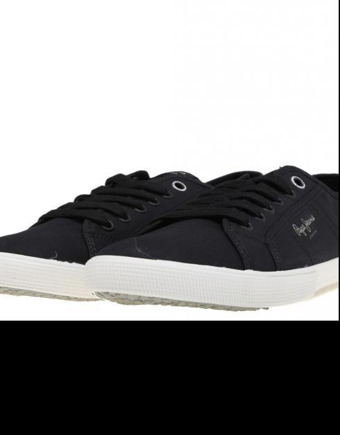 Zapatillas Pepe Jeans ABERMAN PMS30352 en Negro