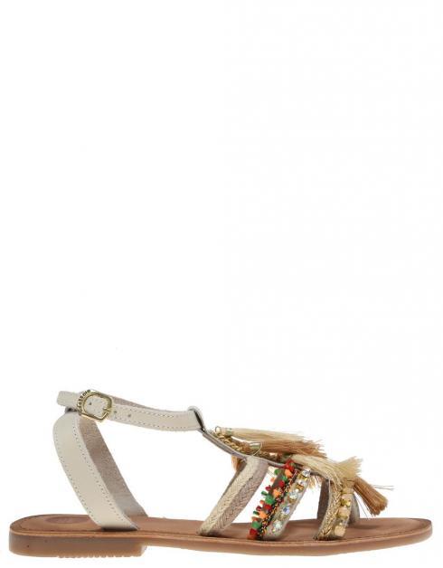 où trouver abordables à vendre Gioseppo Sandales Nambi Blanc 29114 fiable en ligne 15PZo