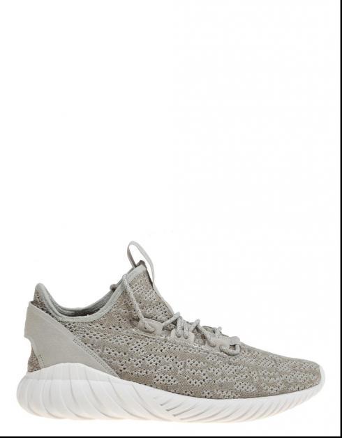 Adidas Chaussures Chaussette Tubulaire P Doom Beige bas prix sortie yqHI0P