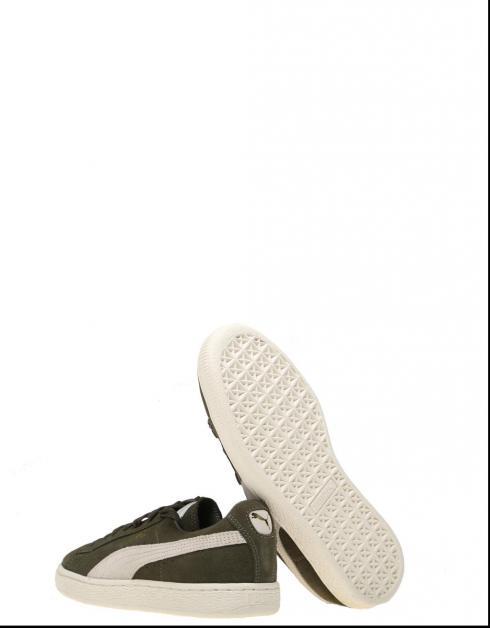 Zapatillas Puma SUEDE CLASSIC en Kaki