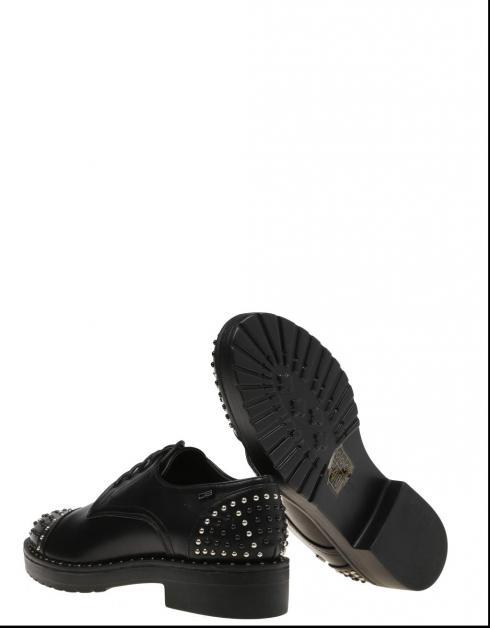 Zapatos 06 Milano AL0048 en Negro