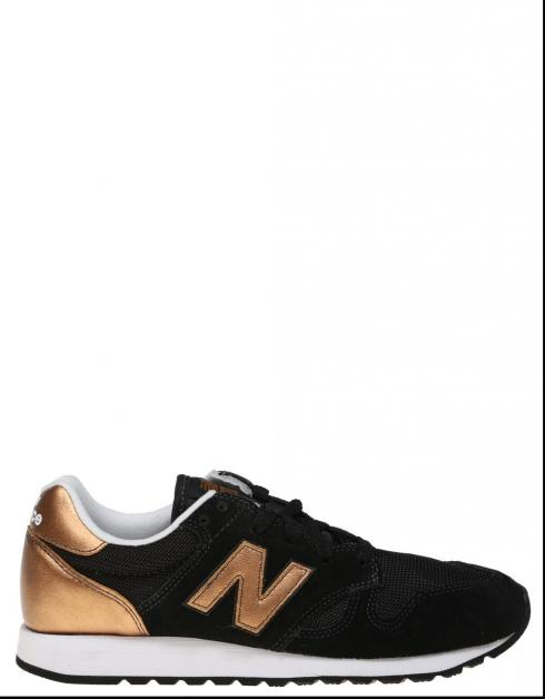 Zapatillas New Balance WL520 en Negro