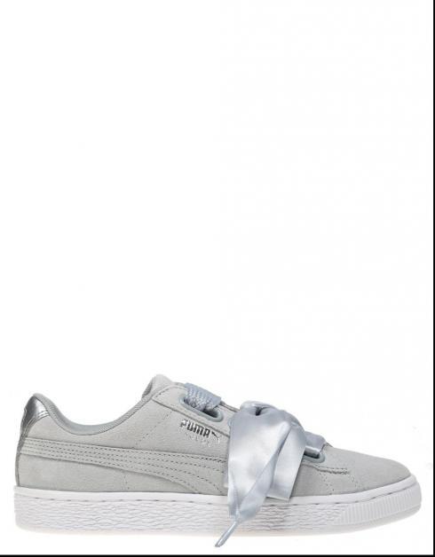 Panier Chaussures Puma Coeur Gris acheter escompte obtenir Best-seller afin sortie braderie pour pas cher NdODEfI1