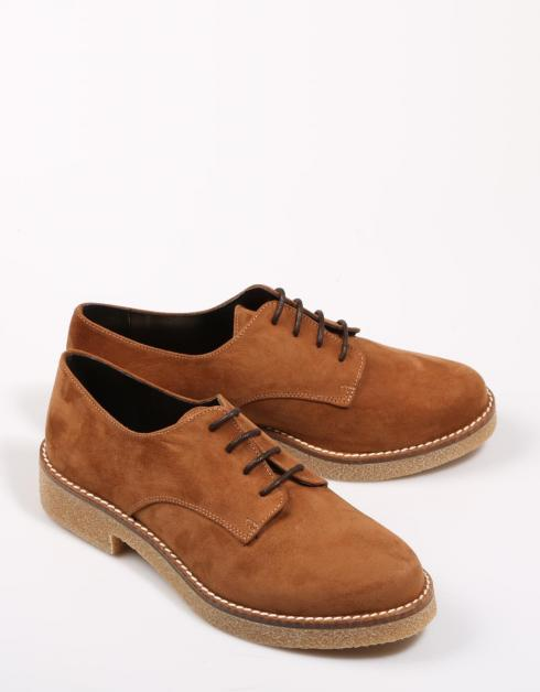 T-992 - OXFORDS - Taupe