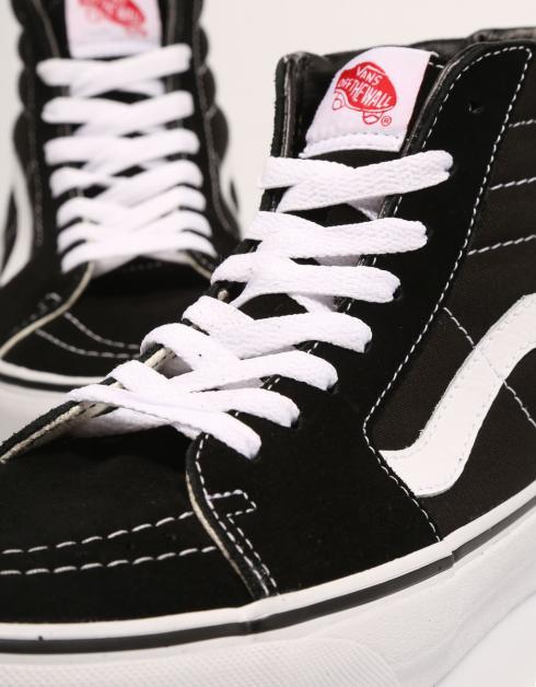 Zapatillas Vans SK8-HI en Negro
