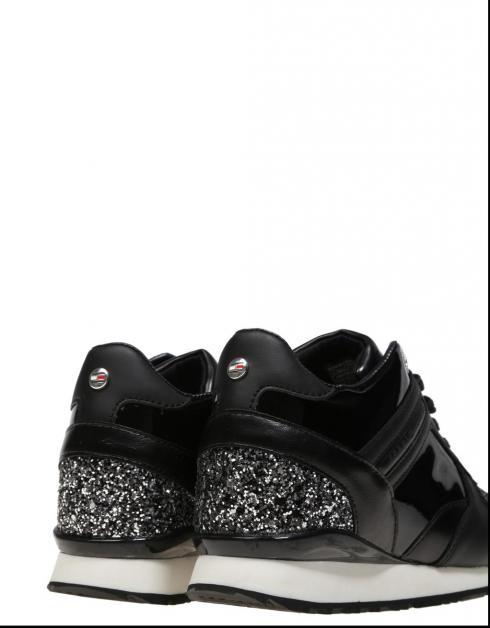 Chaussures Sady Tommy Hilfiger 13c2 En Noir sortie livraison rapide combien réduction profiter Peu coûteux sortie 100% authentique 6YsRCgc