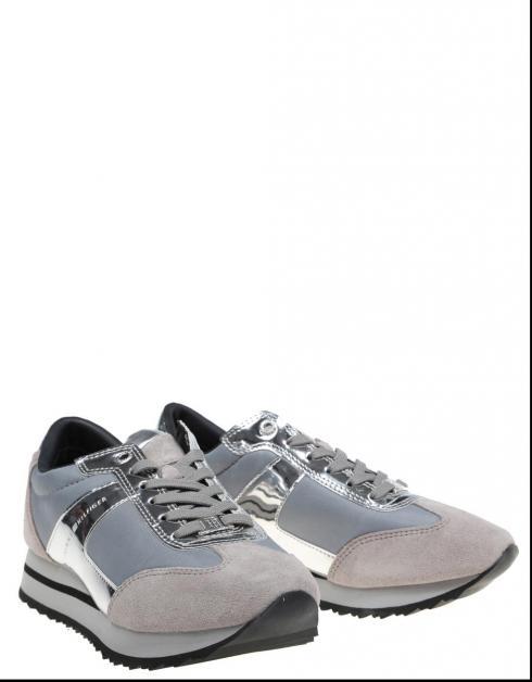vente d'usine Chaussures Ange Tommy Hilfiger Argent 2cl peu coûteux Footaction sortie pas cher nrXiY
