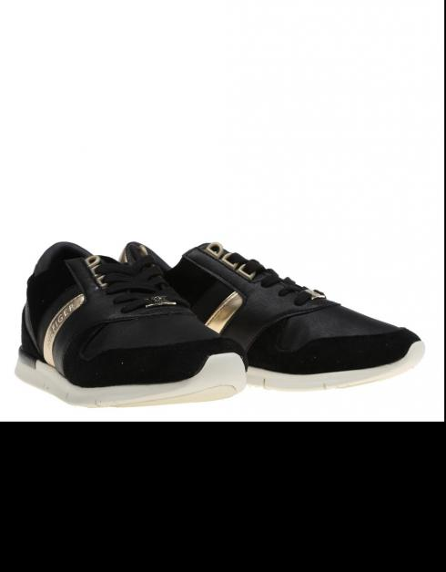 Mastercard en ligne réduction ebay Tommy Chaussures En Hilfiger Noir Skye 1c3 meilleur fournisseur grosses soldes très en ligne CeCKjF