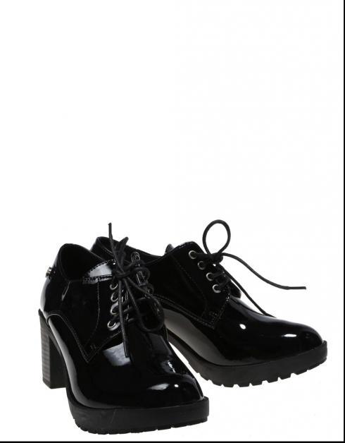 Zapatos Refresh 6366101 en Negro
