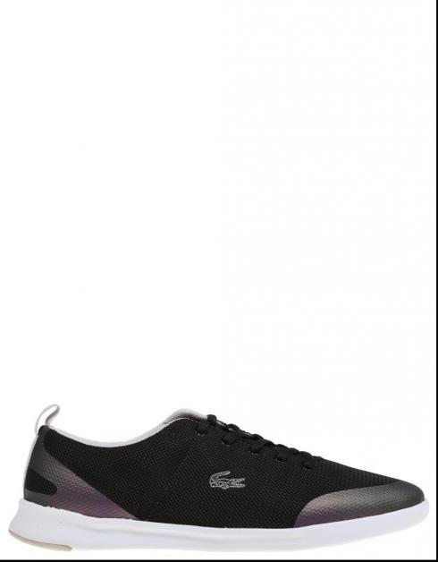 Chaussures Lacoste En Noir Avenir