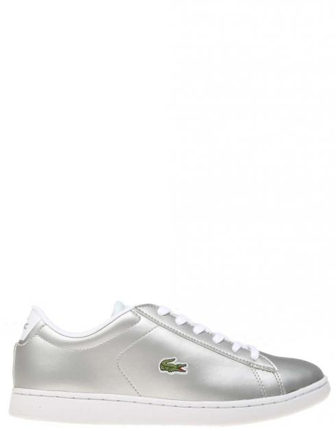 Chaussures Lacoste Evo Carnaby D'argent