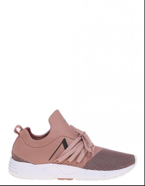 Arkk Chaussures Maille Copenhague En Corbeau Rose