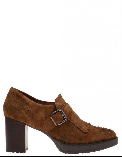 Chaussures En Cuir 01 Alpe 341211