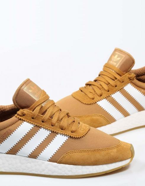 Zapatillas Adidas I-5923 en Amarillo