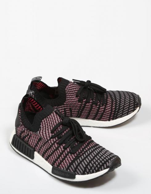 Zapatillas Adidas NMD R1 STLT PK en Negro