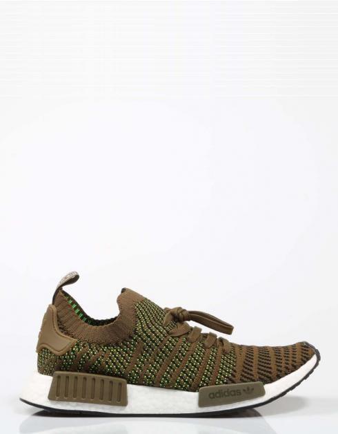 Zapatillas Adidas Nmd R1 Stlt Pk En Kaki billigste Rd0wlkKiT