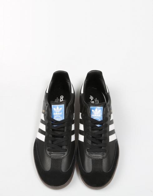 ordre de vente Samba Adidas En Noir la sortie confortable à vendre magasin d'usine prix discount hMzDzbf