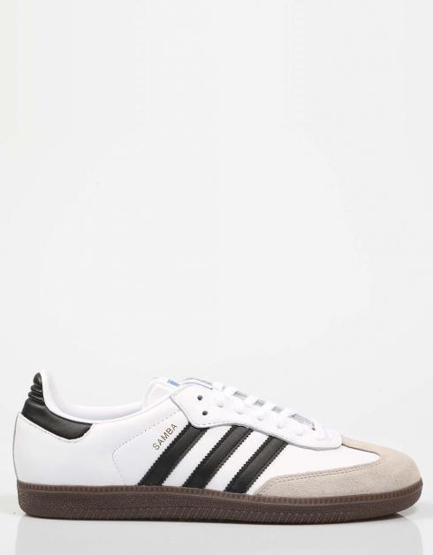 Samba Adidas Blanc