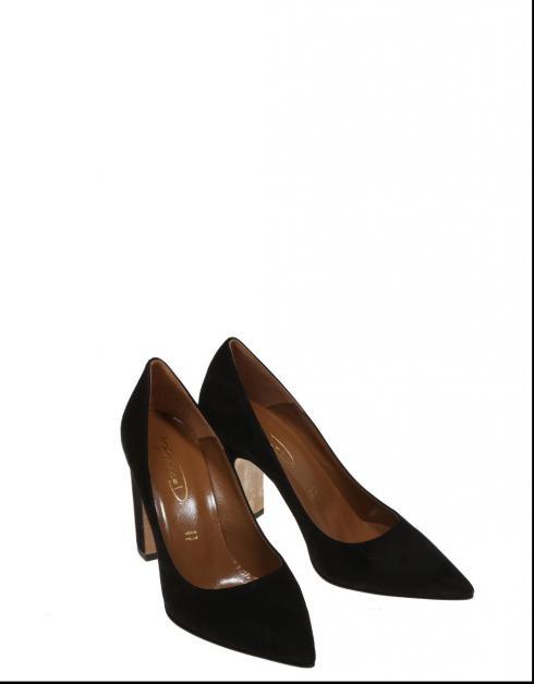 Bianca Di 1052 Dans Des Chaussures Noires commercialisable nicekicks de sortie XAU3eKZ