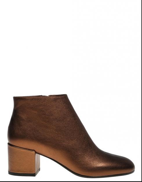 boutique recommander pas cher Bianca Di 400 Bottes En Bronze livraison rapide confortable wXJvtzzh1