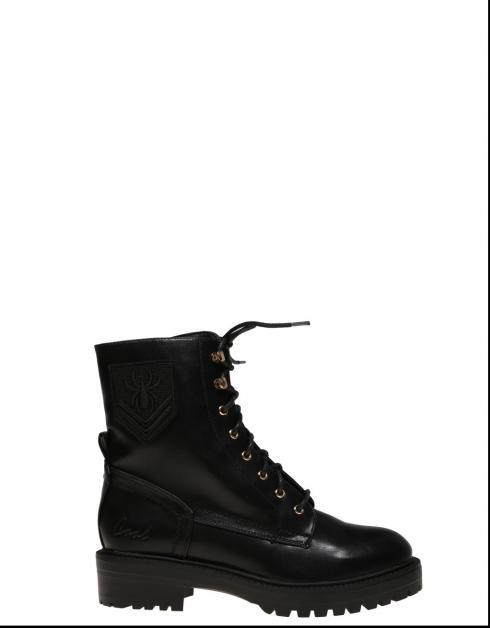 Harlen Coolway Støvler I Svart tumblr billig online rabatt pålitelig gIBwc