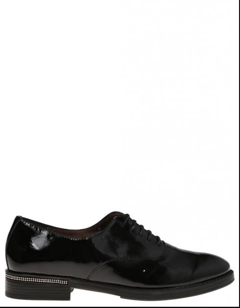 Zapatos Wonders 7205 en Negro