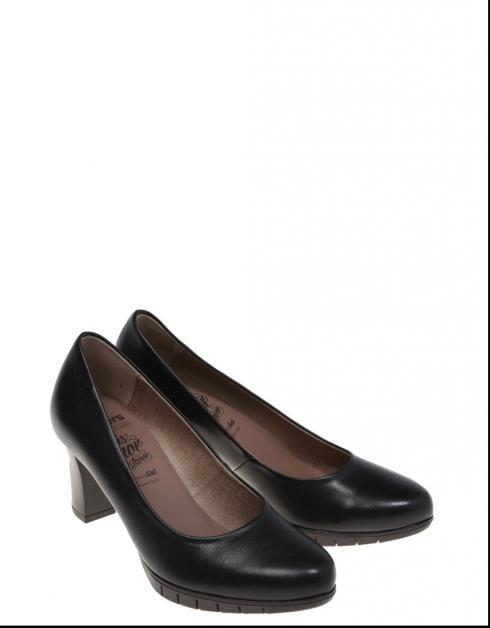 Zapatos Wonders 6040 en Negro