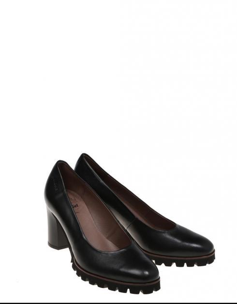 Zapatos Wonders 9401 en Negro