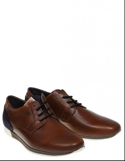 Zapatos Freelance 2720 en Cuero