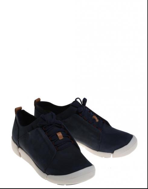 Zapatillas Clarks TRI BELLA en Azul marino