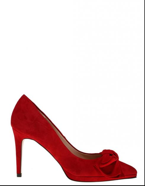 Chaussures Karmine Rouge 7026-r