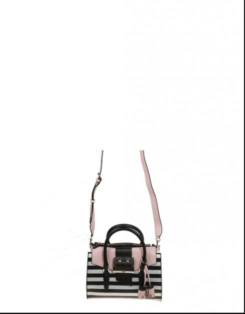 TORI FLAP SATCHEL