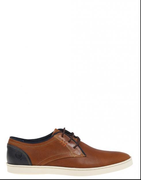 Chaussures En Cuir J4319 Joseli