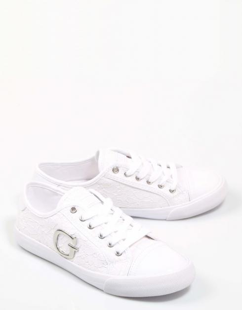 Zapatillas Guess ELLY en Blanco