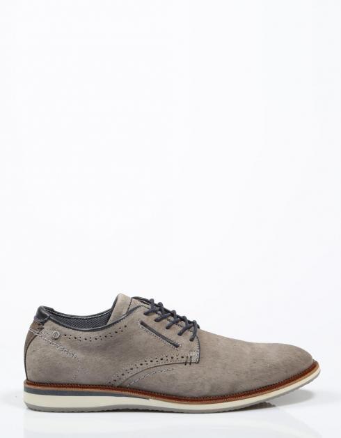 Zapatos Bullboxer 633-k2-6705a En Couleur Taupe