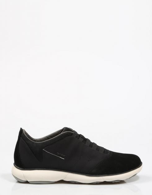 Geox Chaussures De Sport En U52d7b Noir
