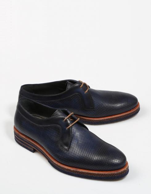 Zapatos Angel Infantes 29032 en Azul marino