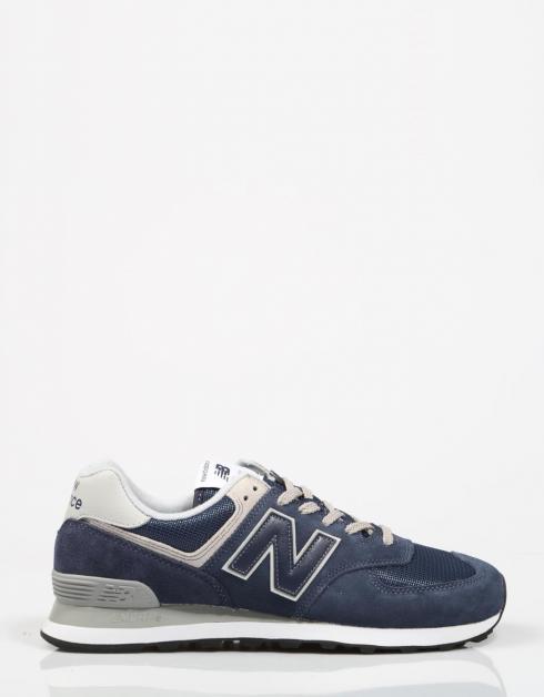 574 Ml Chaussures Nouvel Équilibre Dans La Marine
