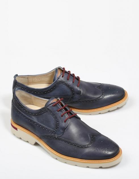 Zapatos Pikolinos SALOU 4226 en Azul marino