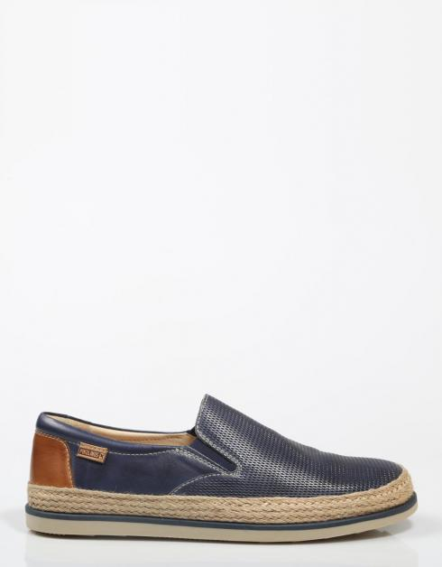 Zapatos Pikolinos LINARES 3094 en Azul marino