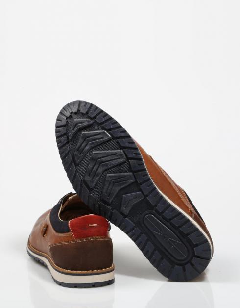 Zapatos Freelance 12559 en Cuero