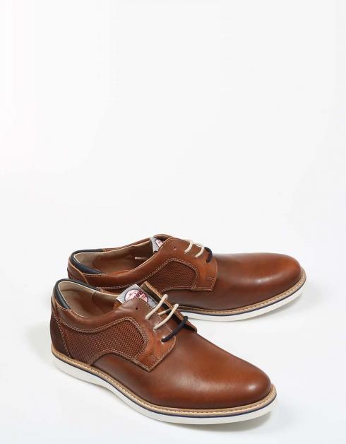 Zapatos Freelance 2556 en Cuero