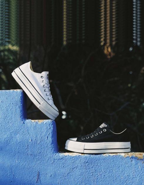 Zapatillas Converse CHUCK TAYLOR ALL STAR LIFT en Negro