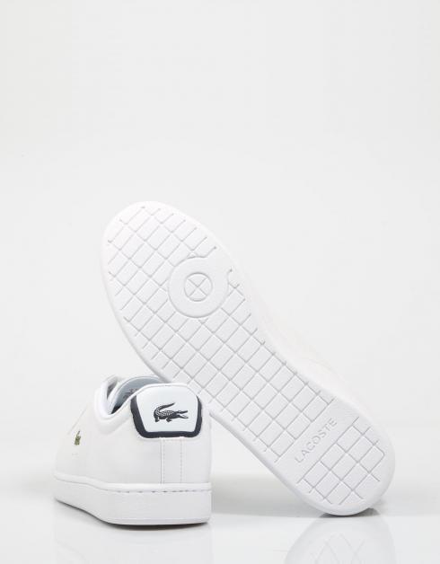 Lacoste Sko Carnaby Evo Blank Bl 1 billig salg ekte siste samlingene billig topp kvalitet utløp rask levering Yuh8i4uN9