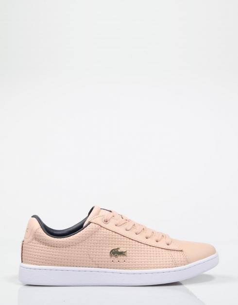Chaussures Lacoste Carnaby 118 Evo 5 Rose