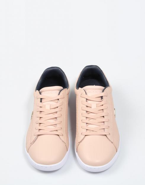 5 Evo Rose Lacoste Carnaby Chaussures 118 76Yfgby