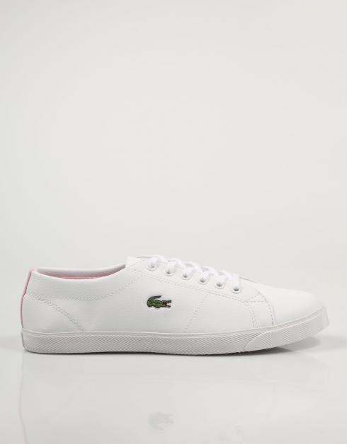 Chaussures Lacoste Riberac Lcr Blanc acheter sortie Mastercard 6Hb69uUAf8