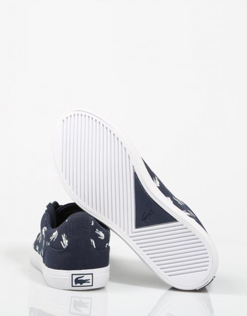 Zapatillas Lacoste LEROND 118 1 en Azul marino